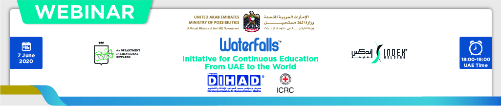 "DIHAD Waterfalls Webinar ""Covid19, the ICRC's role and challenges"", June 7 (18:00)"