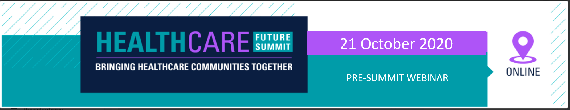 Healthcare Future Summit (OCT 21, 2020)
