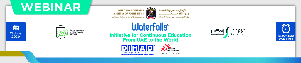 "DIHAD Waterfalls Webinar ""Covid19, MSF's role and challenges"", June 11 (17:30)"