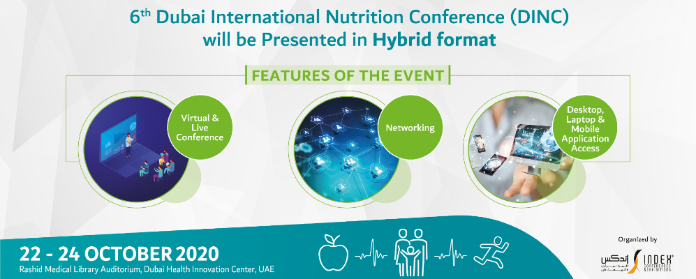 Dubai International Nutrition Congress 2020