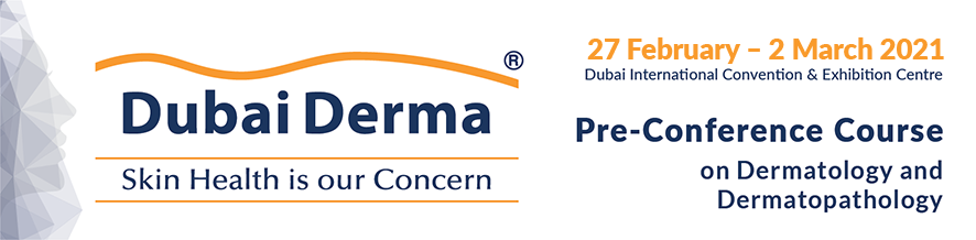 Pre-Conference Dermatology & Dermatopathology Course 2021