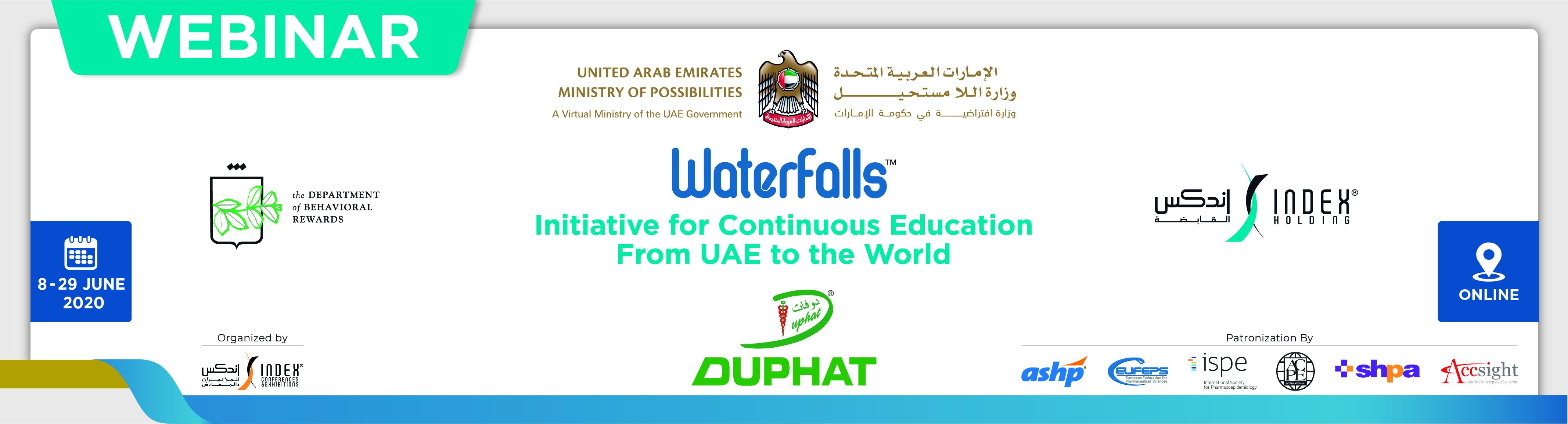 DUPHAT WATERFALLS: HEALTH ECONOMICS: INNOVATIVE CONTRACTING TOOL, June 17 (17:00 - 18:00)