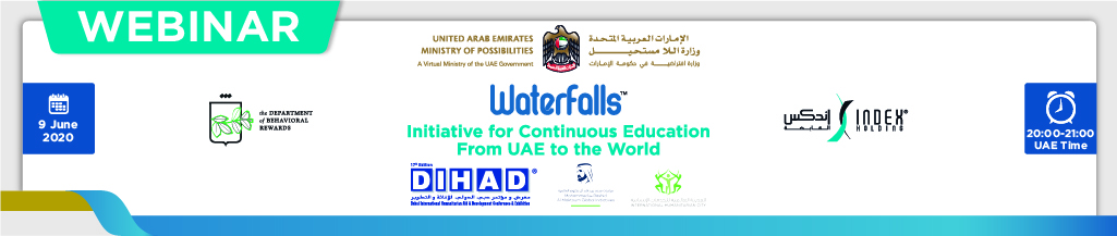 "DIHAD Waterfalls Webinar ""Covid19; the IHC's role and accomplishments"", June 9 (20:00)"