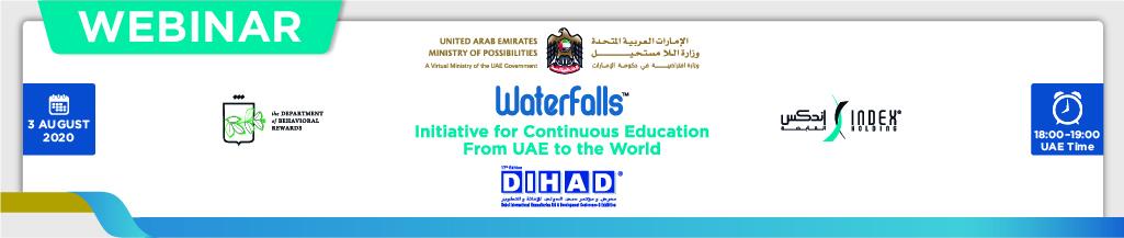 "DIHAD Waterfalls Webinar ""The Impact of the Coronavirus in Africa"", Aug 3 (18:00)"