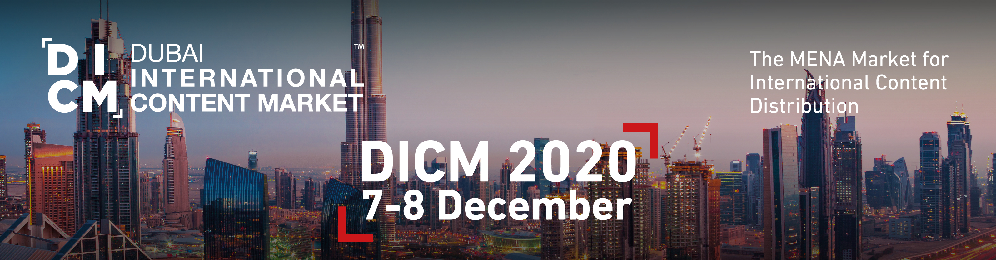 Dubai International Content Market 2019
