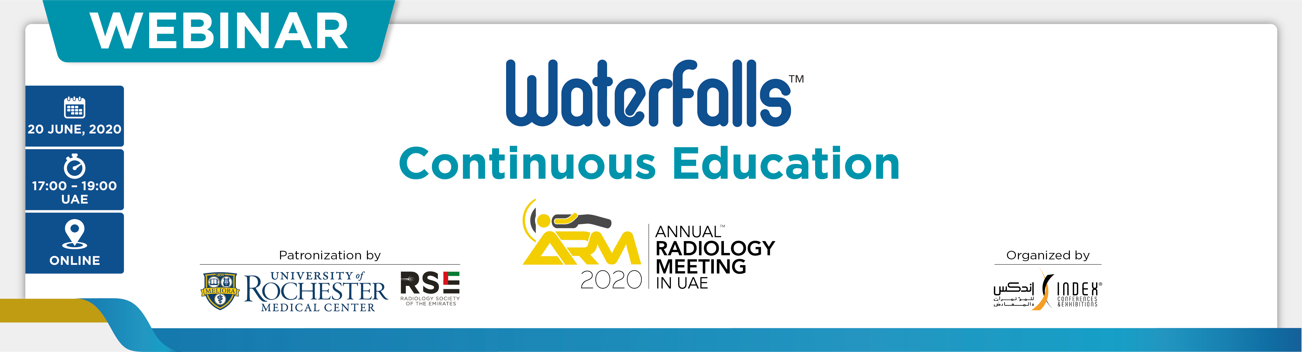 "ARM Waterfalls ""Shoulder MRI Arthrograms – Interpretations and Pitfalls   "" (June 20)"