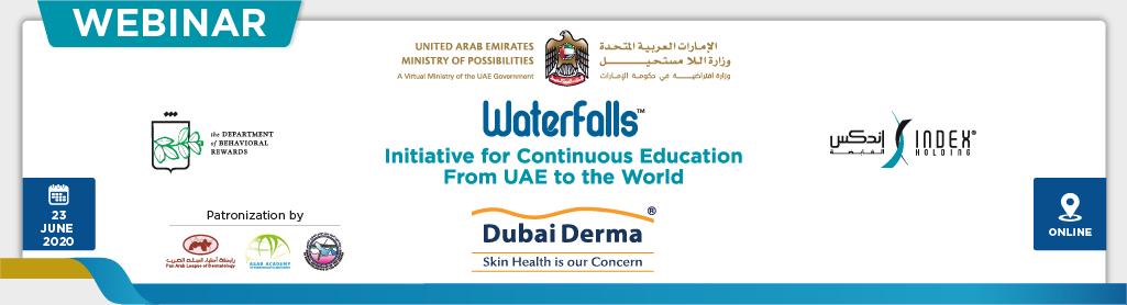 "Dubai Derma Waterfalls Webinar: ""Special area: Nose and Complications"" (23 June)"