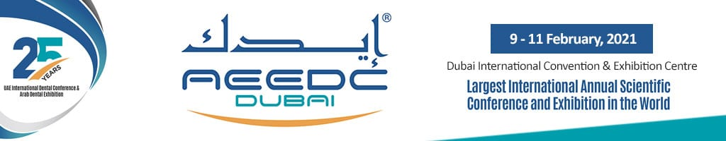 UAE International Dental Conference & Arab Dental Exhibition  - AEEDC Dubai 2021