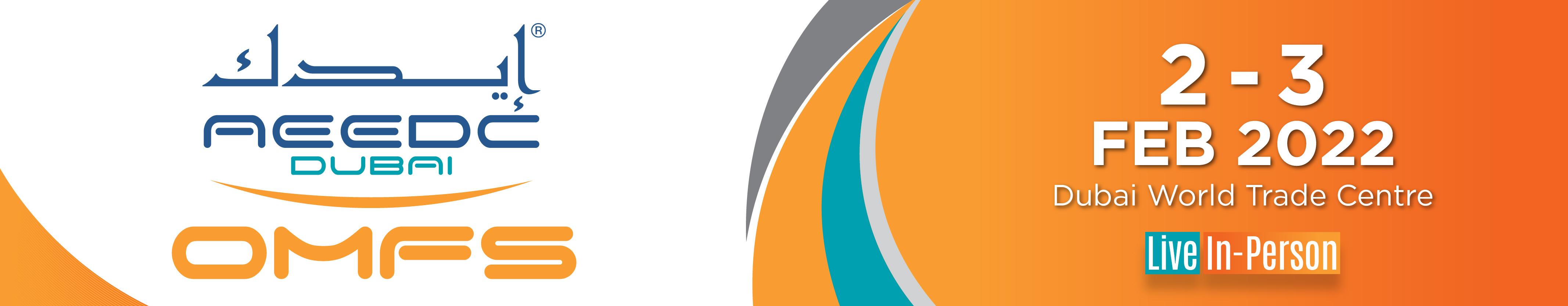 AEEDC Dubai World Oral and Maxillofacial Surgery Conference 2022