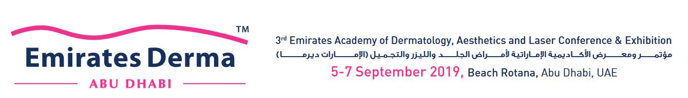 Emirates Derma 2019