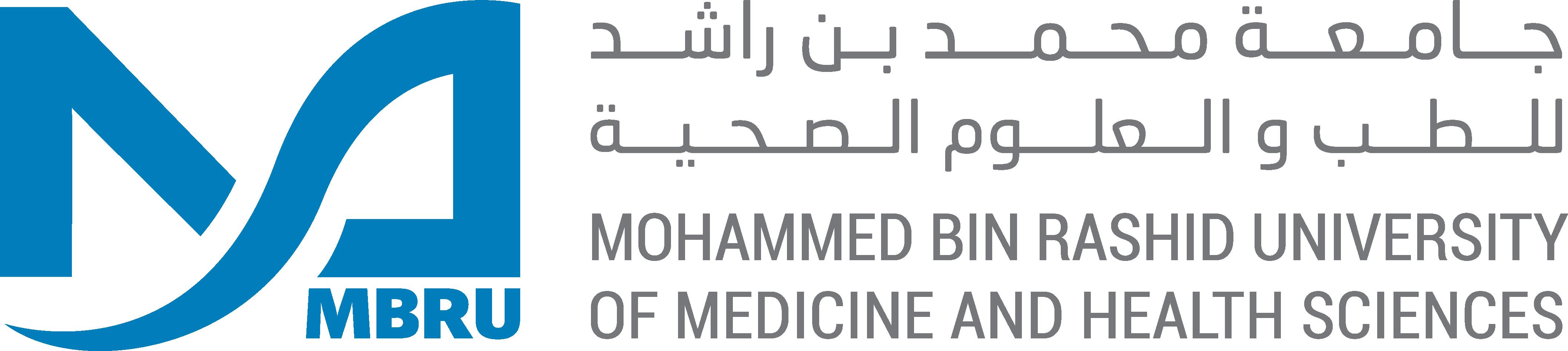 Mohammed Bin Rashid University Of Medicine And Health Sciences