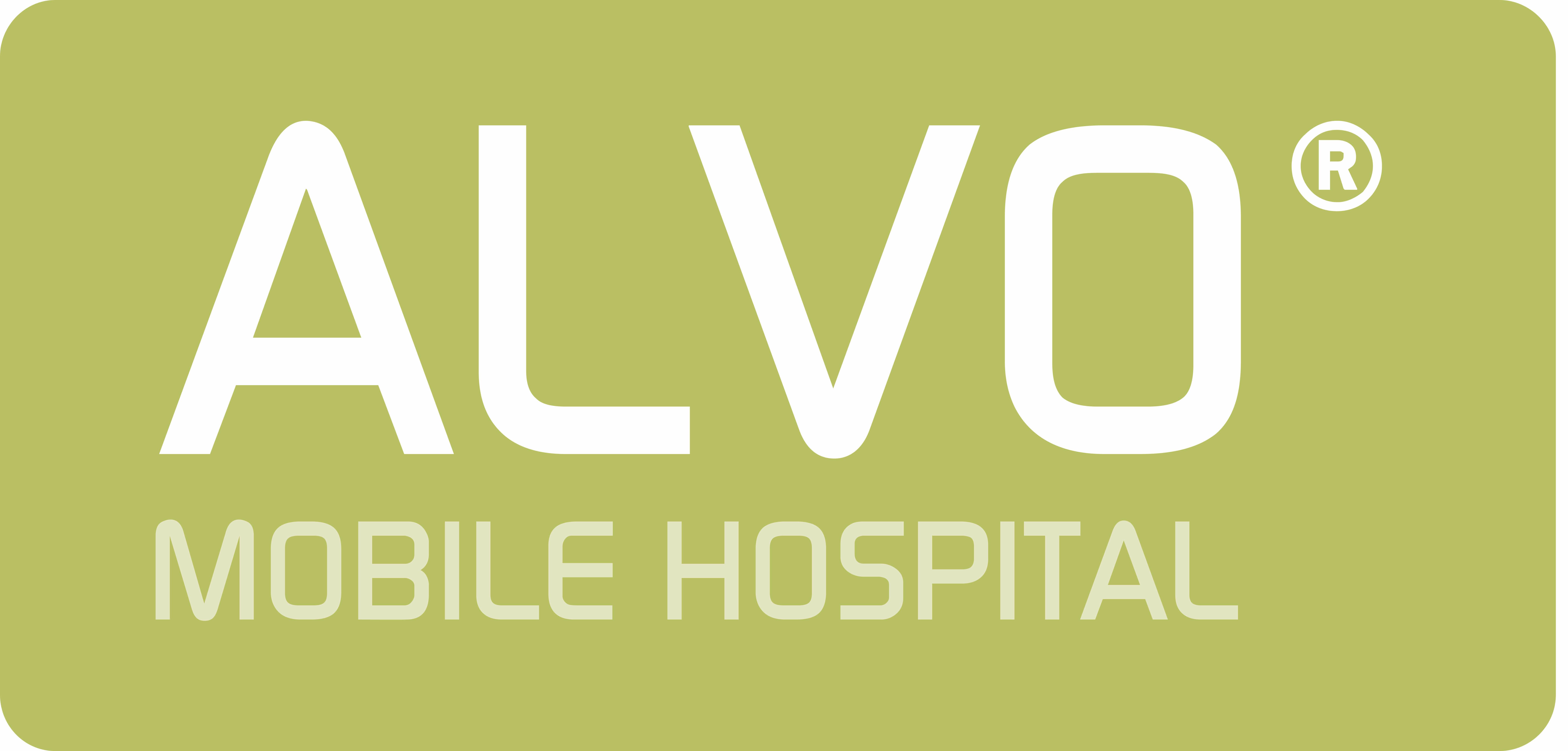 ALVO Mobile Hospital