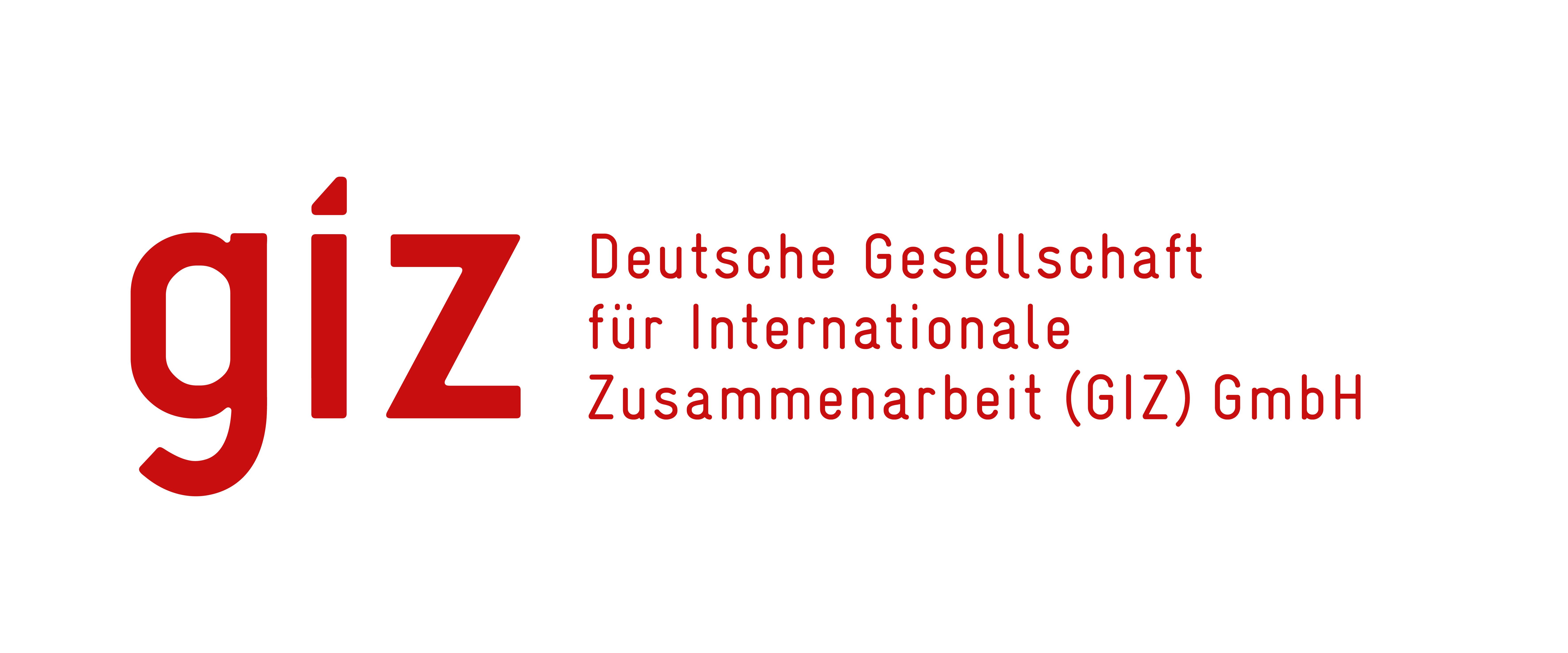 Deutsche Gesellschaft Fuer Internationale Zusammenarbeit (GIZ) GmbH
