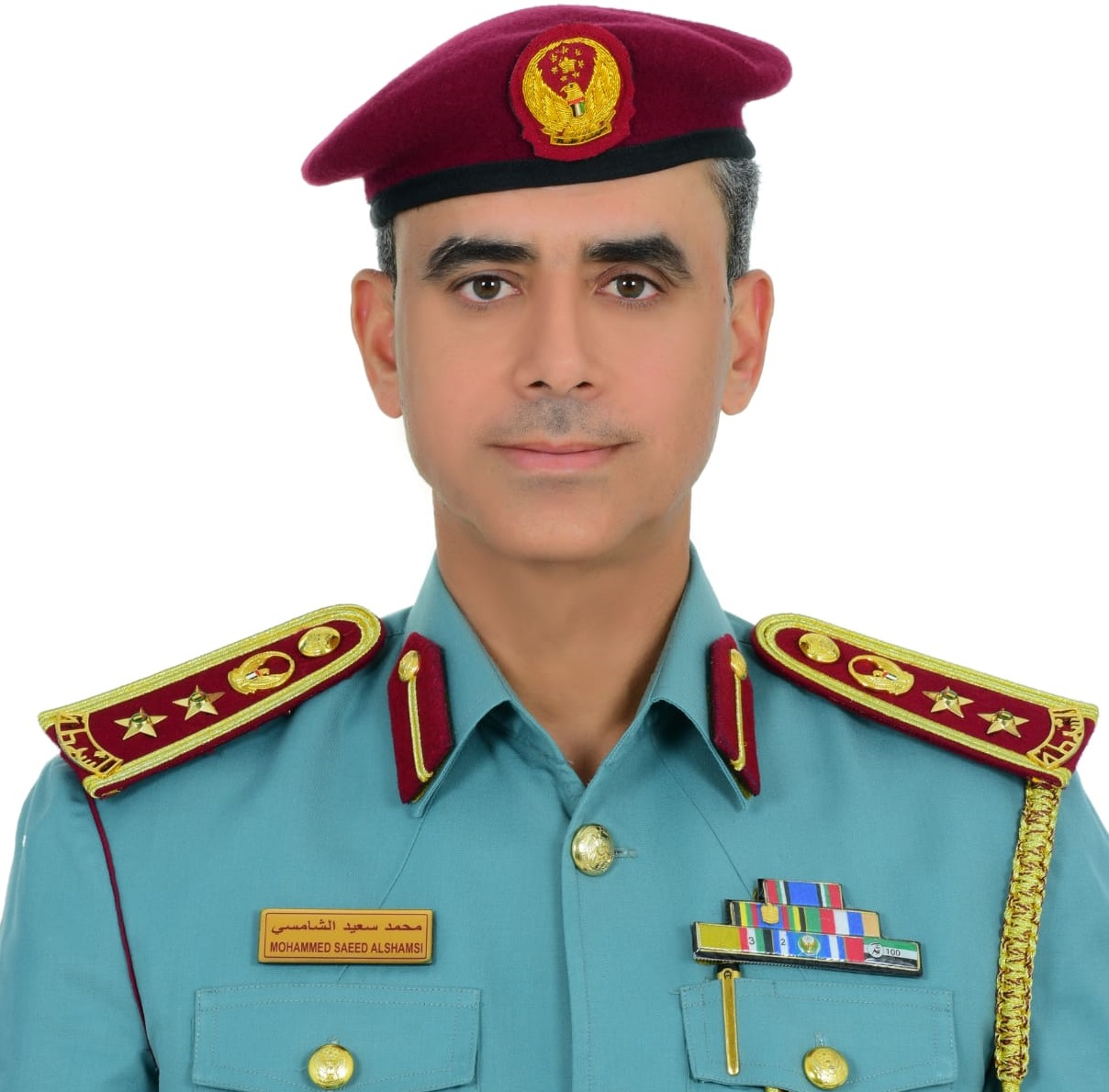 Colonel Mohamed Saeed